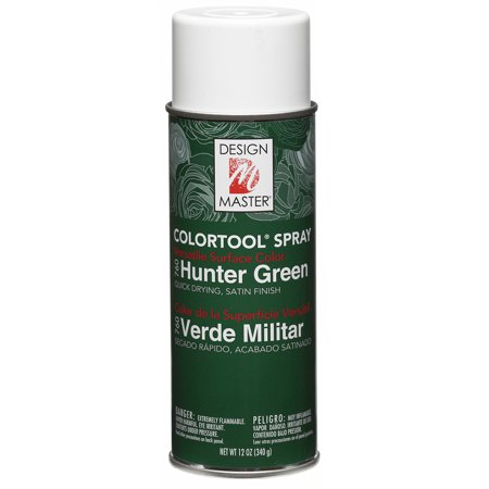 Design Master 794 Hunter Green Colortool Spray - image 1 de 1