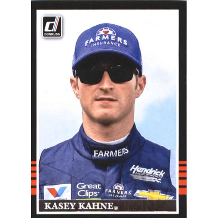 2018 Donruss #125 Kasey Kahne Racing Retro 1985 Card