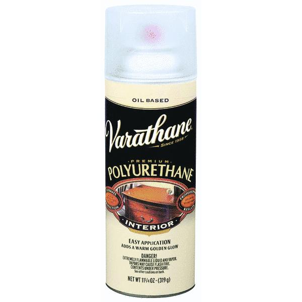 Varathane Classic Clear Diamond  Wood Spray Paint Gloss (Set of 6)