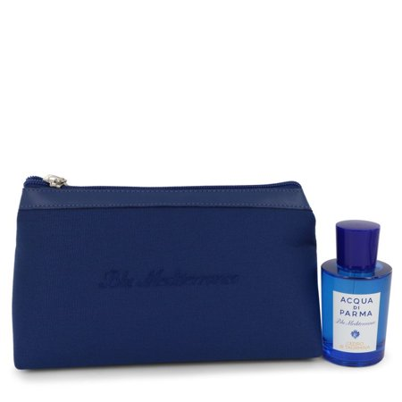 Blu Mediterraneo Cedro Di Taormina by Acqua Di Parma Gift Set -- for