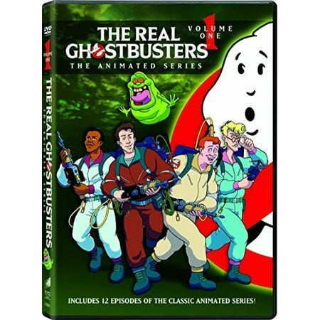 The Real Ghostbusters: Volume 1 (DVD) - The Real Ghostbusters Halloween