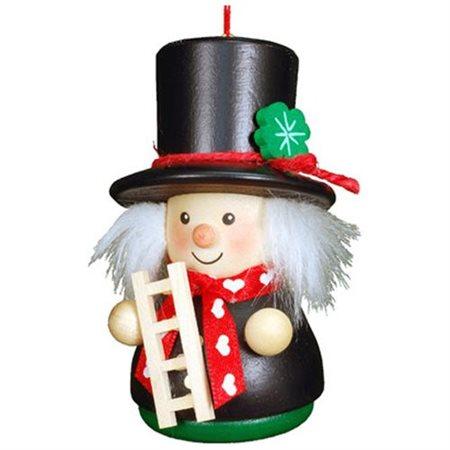 Christian Ulbricht Chimneysweep Ornament