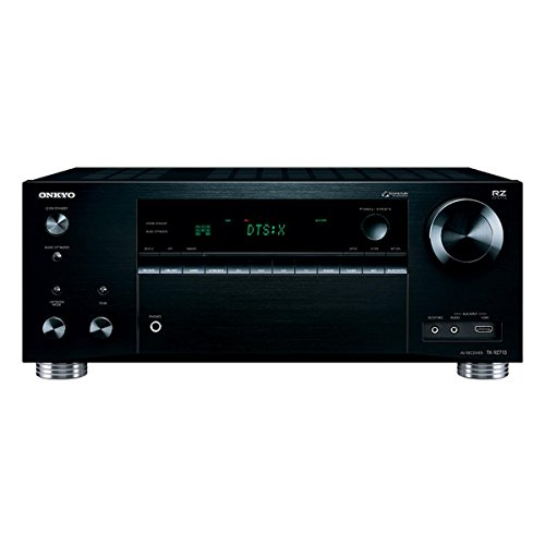 Onkyo TX-RZ710 Audio & Video Component Receiver in Black by Onkyo