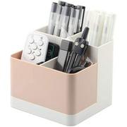 Desktop Storage Organizer Holder Box Container for Desk, Office Supplies, Vanity Table
