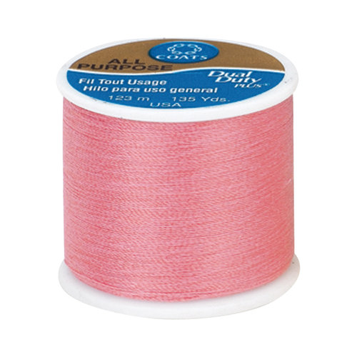 Coats & Clark All Purpose Thread, 135 yds, Ellen Rose