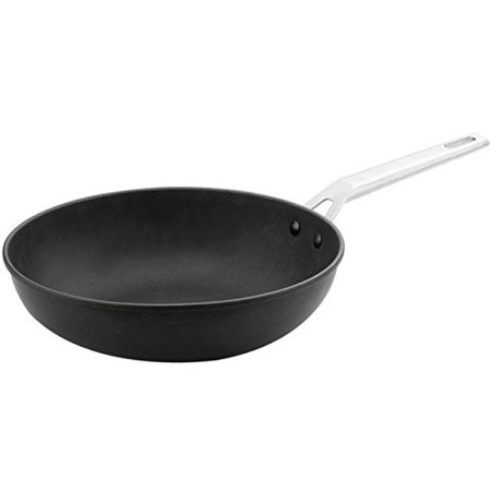 Valira Aire Reinforced Non-Stick Scratch Resistant Cast Aluminum Wok Pan, Induction Ready, 12-Inch