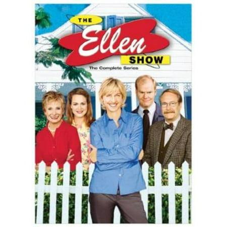 The Ellen Show - The Complete (Ellen's Halloween Show Ellen Degeneres)