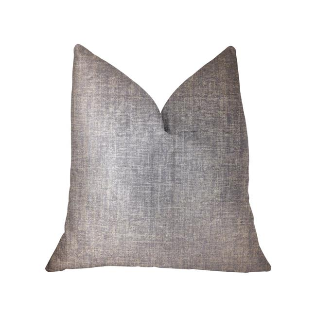 Plutus PBRA2264-2030-DP Radiance Blue Luxury Throw Pillow, 20 x 30 in. Queen - image 3 of 3