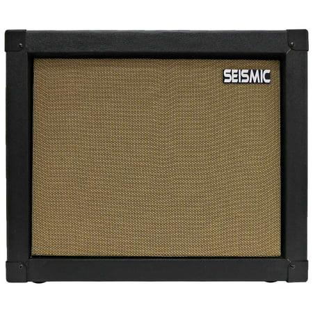 Seismic Audio 1x12 GUITAR SPEAKER CAB EMPTY 12 Cabinet Black Tolex