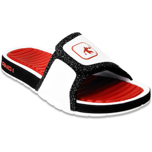 And1 Men's Enigma Slide Sandal