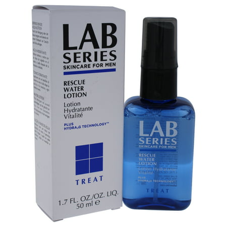 Rescue Water Lotion by Lab Series for Men - 1.7 oz Lotion (Bath And Body Lab)