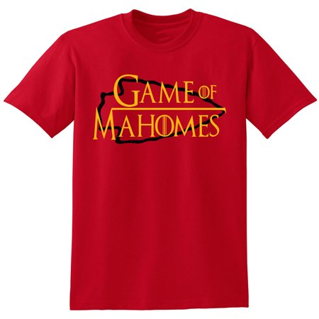 RED Patrick Mahomes Kansas City Chiefs