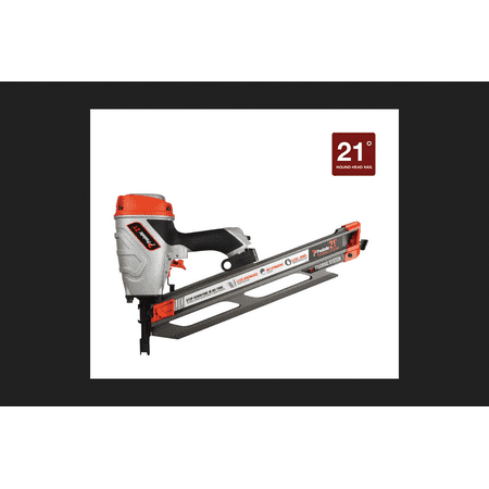 Paslode Pneumatic 21 deg. Framing Nailer 120 psi Strip
