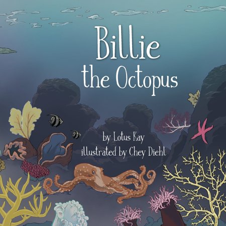 Billie the Octopus (Paperback) Billie the Octopus invites you to explore the wonders of the ocean, become aware of the threats to it, and how you can make a difference.Lotus wrote More Beautiful Than Heaven when she was 16 to raise awareness about the beauty of nature and the Earth, the endangered state of wildlife and our environment, and ultimately inspire children to care for and protect the planet and our fellow inhabitants. She then wrote Billie the Octopus to educate kids about the beauty and importance of the ocean and protecting fish and marine life.Both books have stuffed animals that are characters in the book that can be found at the Bears for Cares website:  Beary  (the polar bear in More Beautiful Than Heaven) and  Billie  (the octopus), which support the Roots & Shoots program.For more information on the Bears for Cares campaign or to purchase the stuffed toys that accompany this book, visit www.bearsforcares.com.These books are printed on recycled, acid-free paper.A portion of the proceeds from both books will be donated to the Jane Goodall Institute and its Roots & Shoots program.About the AuthorLotus Kay is a teen writer. Her writings have been published in various publications such as Vegan Health & Fitness Magazine and Thrive Global. She is a recipient of a grant from Jane Goodall's Roots and Shoots program for her work creating an educational campaign called Bears for Cares to educate youth about endangered species and wildlife. She is the author of More Beautiful Than Heaven and Billie the Octopus, both in collaboration with Bears for Cares, to educate kids on the importance and beauty of nature, and motivate them to help protect the Earth.About Bears for CaresOn Endangered Species Day, Lotus Kay and her sister Jazmin teamed up with Hugg-A-Planet to launch the new Bears for Cares foundling collection of stuffed animals to raise awareness for their generation on the state of wildlife and endangered species worldwide. Bears for Cares donates a por