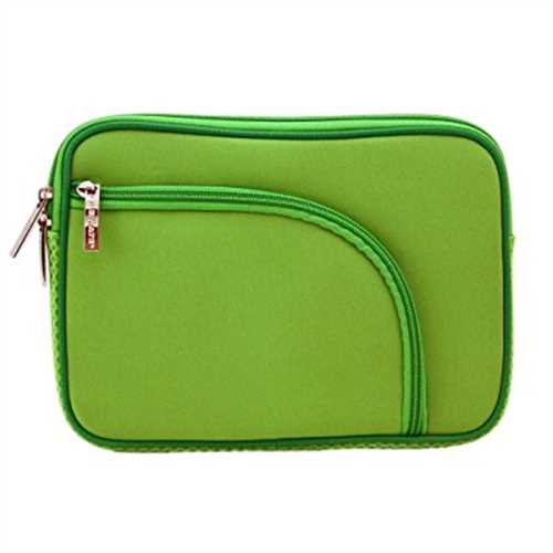 Refurbished Filemate Imagine 7-Inch Tablet Sleeve - Light Green (3FMNV210GN7-R)