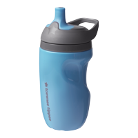 Tommee Tippee Insulated Sportee Toddler Water Bottle with Handle, Blue  12m+, 1ct