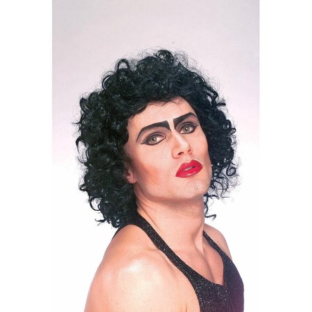 Frank N Furter Wig Adult Halloween Accessory