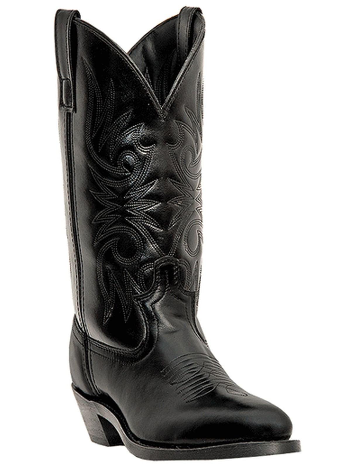 Laredo 4240 Men's Black Paris Western Boots by Laredo
