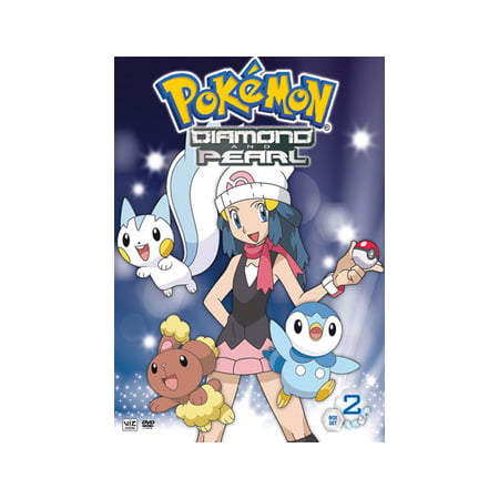 Pokemon: Diamond & Pearl Collection 2 (DVD)