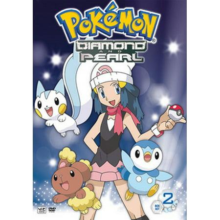 Pokemon Diamond Amp Pearl Collection 2 Dvd Walmart Com