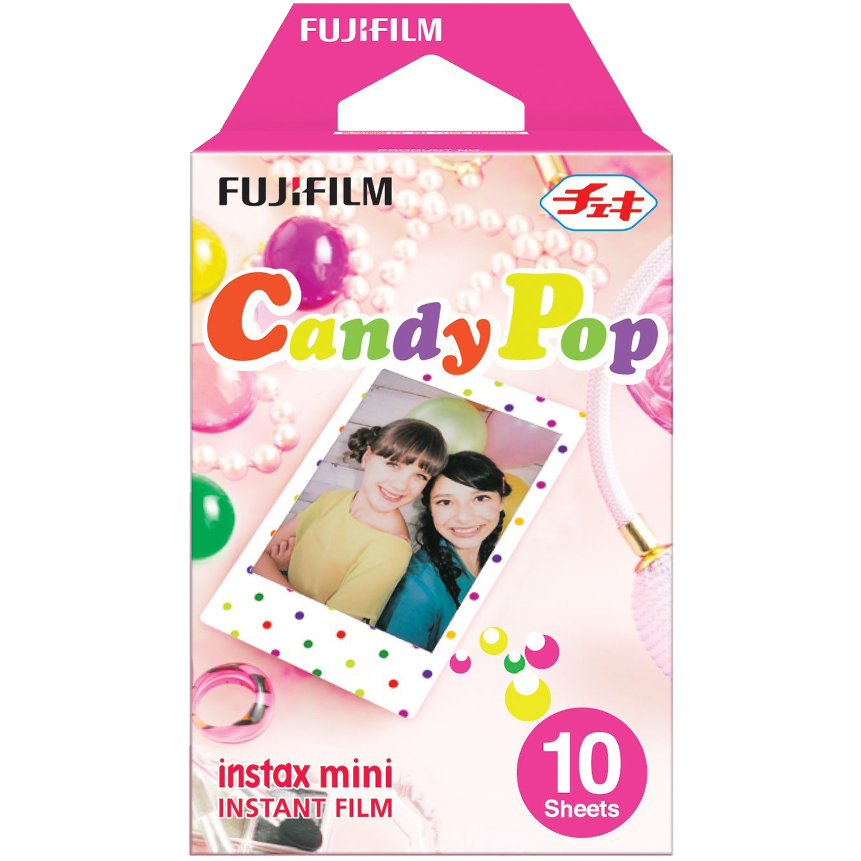Fujifilm10 Exposures Instax Mini Candy Pop Instant Film
