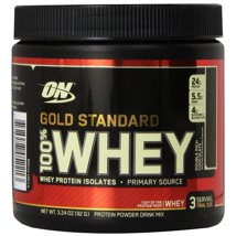 Protein & Meal Replacement: Optimum Nutrition Gold Standard Whey