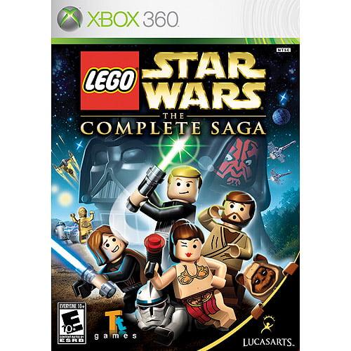 Lego Star Wars Complete Saga (Xbox 360)