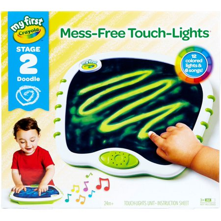Crayola My First Touch Lights-
