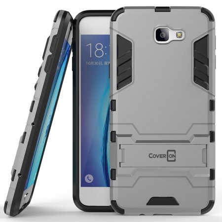 CoverON Samsung Galaxy On5 (2016) On Nxt J5 Prime Case, Shadow Armor Series Hybrid Kickstand Phone