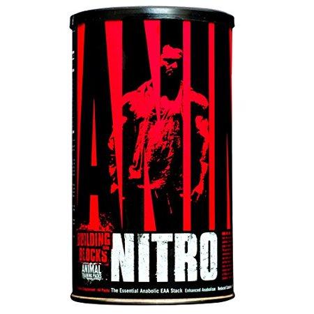 Universal Nutrition Animal Nitro Sports Nutrition Supplement, 44-Count Universal Nutrition Animal Nitro, Packs 44 packs