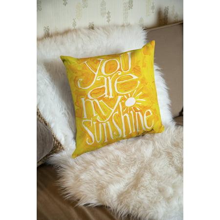 Thumbprintz You are my Sunshine Indoor - You Are My Sunshine Movie
