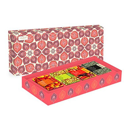 - Vaadi Herbals Classic Fruit Collection Premium Herbal Handmade Soap Gift Box