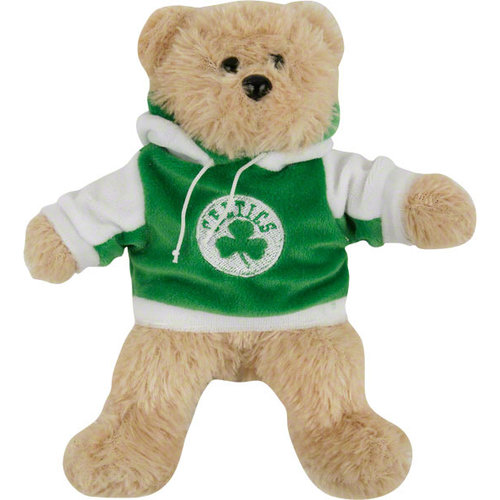 "NBA - Boston Celtics 8"" Fuzzy Hoody Bear"