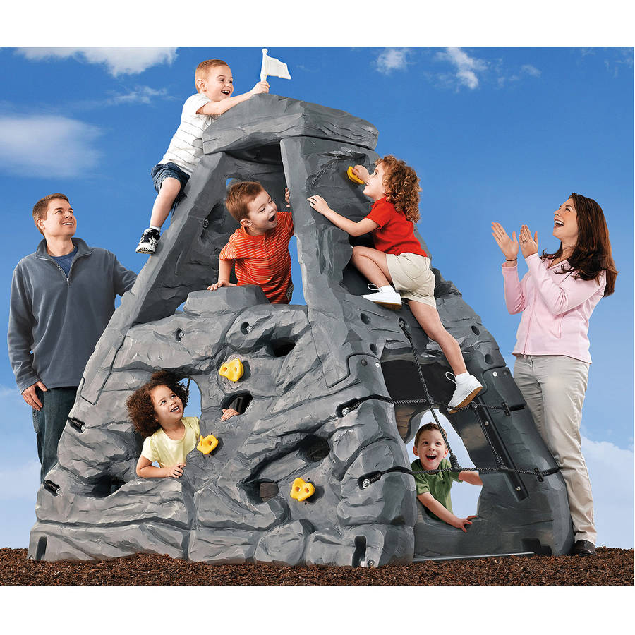 Step2 Skyward Summit Rock Climber, Grey