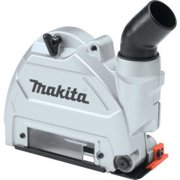 "Makita 196846-1 5"" Dust Extraction Tuck Point Guard For Makita 5"" SJS Angle Grin"