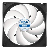 Arctic F14 PWM PST 140mm Standard Low Noise Fluid Dynamic Bearing Controlled Case Fan with PST Feature Model ACFAN00079A