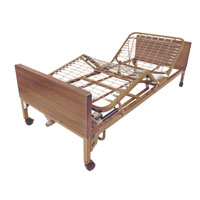 Drive Medical Full Electric Bed - 1 Ea
