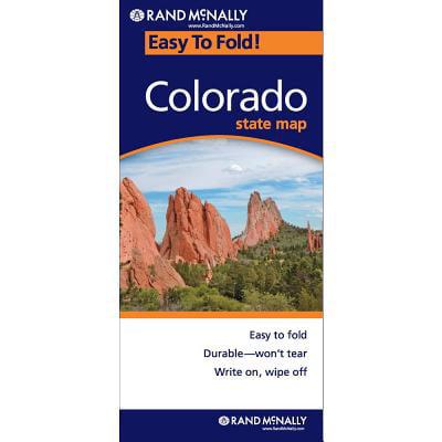 Easy Finder Map Colorado:
