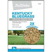 Barenbrug USA 212645 TV 3LB KY BLUgrass Seed, TV 3 lbs Kentucky Bluegrass Seed