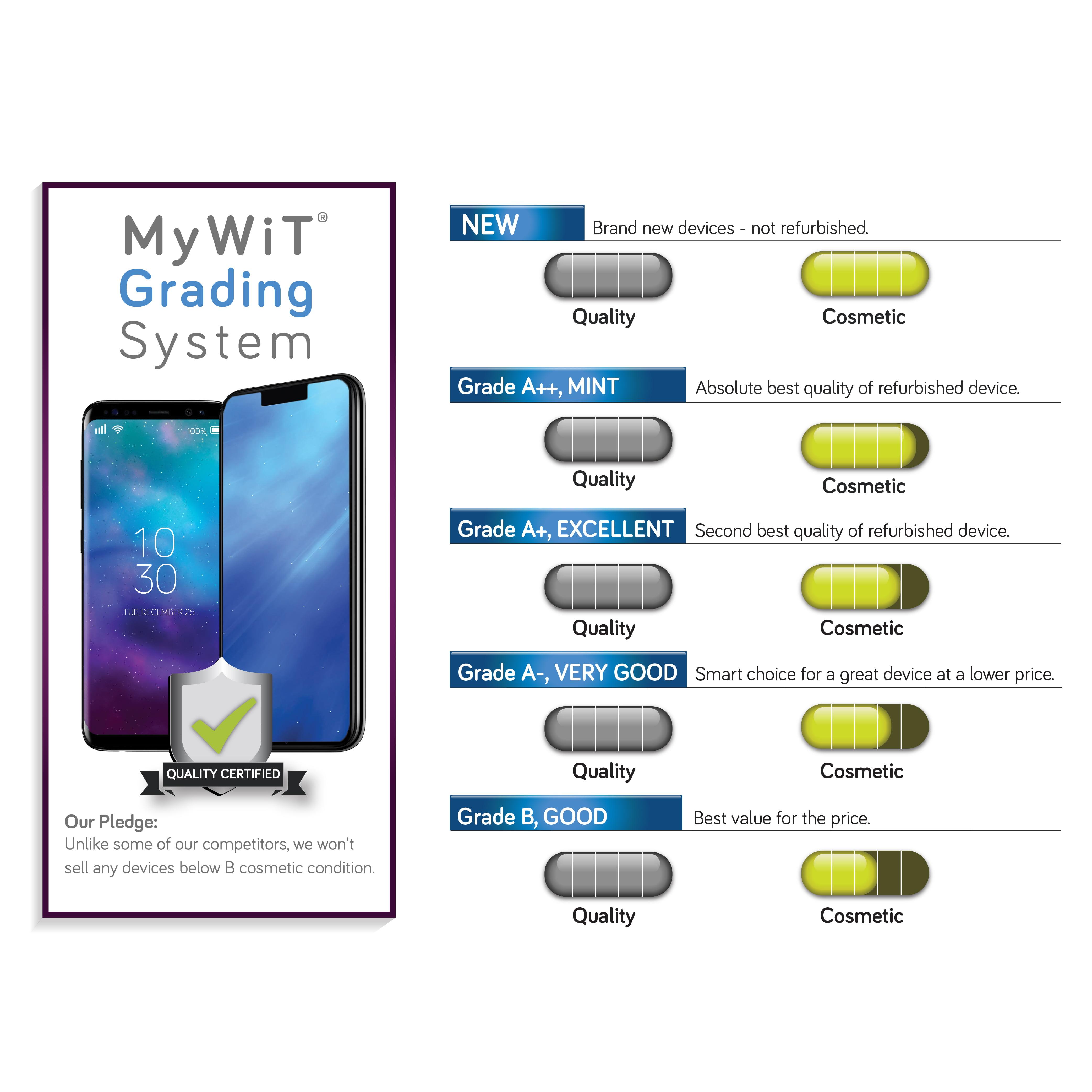 Samsung Galaxy S8 Plus SM-G955U 64GB T-Mobile - Excellent -Refurbished