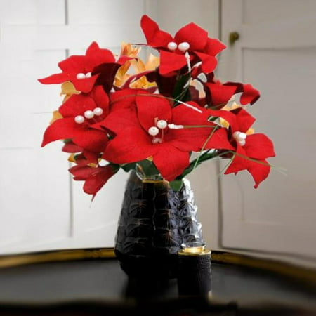 Efavormart 70 TIGER LILY Artificial Wedding Flowers for DIY Wedding Bouquets Centerpieces Arrangements Party Home Decorations (Asiatic Tiger Lily)