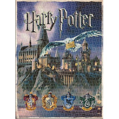Aquarius Harry Potter-Hogwarts Jigsaw Puzzle