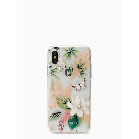 on sale 8faca 60538 Kate Spade New York Jeweled Botanical iPhone Xs Max Case