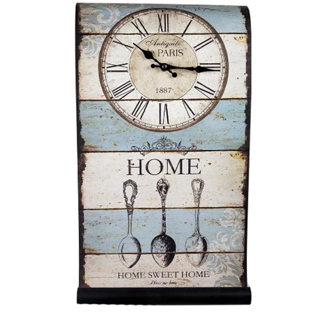 DecorFreak Home Sweet Home Clock