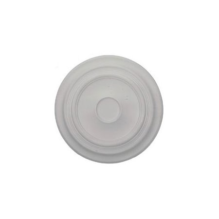 """24 3/8""""OD x 1 1/2""""P Traditional Ceiling Medallion (Fits Canopies up to 5 1/2"""")"""