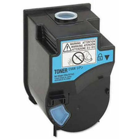 Universal Inkjet Premium Compatible Konica Minolta TN-310C Cartridge, Cyan