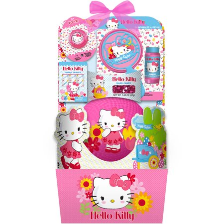 Deluxe hello kitty activitysport easter basket 7 pc walmart deluxe hello kitty activitysport easter basket 7 pc negle Image collections