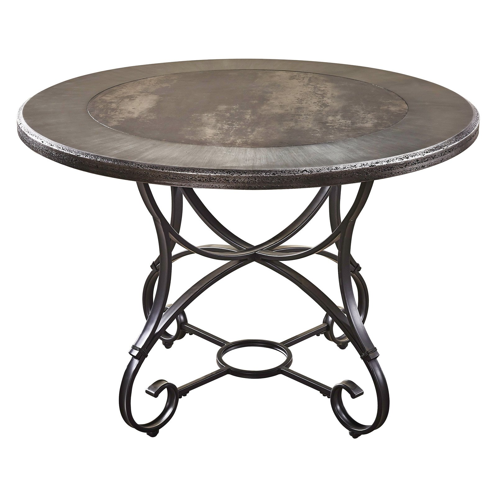 Steve Silver Co. Greystone Round Dining Table