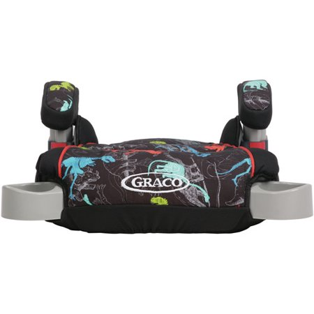 Graco TurboBooster Backless Booster Car Seat, Dinorama Multicolor