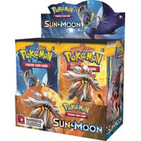 POKEMON SUN & MOON 1 BOOSTER PACK BOX-36CT